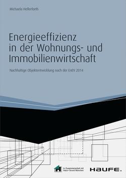 Energieeffizienz in der Wohnungs-und Immobilienwirtschaft – inkl. Arbeitshilfen online von Hellerforth,  Michaela