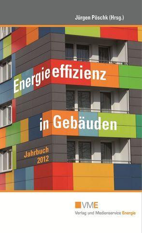 Energieeffizienz in Gebäuden von Gedaschko,  Axel, Jesse,  Klaus, Kornemann,  Rolf, Oettinger,  Günther, Pöschk,  Jürgen, Ramsauer,  Peter