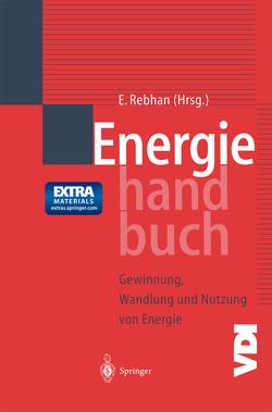 Energiehandbuch von Rebhan,  Eckhard