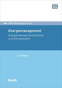 Energiemanagement – Buch mit E-Book