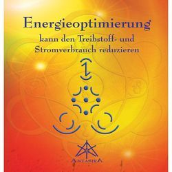 Energieoptimierung von Becvar,  Wolfgang