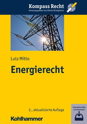 Energierecht von Krimphove,  Dieter, Mitto,  Lutz