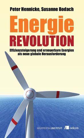 Energierevolution von Bodach,  Susanne, Hennicke,  Peter