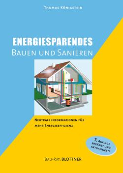 Energiesparendes Bauen und Sanieren von Königstein,  Thomas