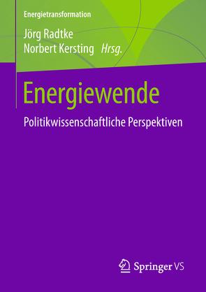 Energiewende von Kersting,  Norbert, Radtke,  Jörg