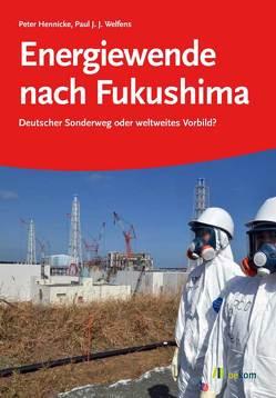 Energiewende nach Fukushima von Hennicke,  Peter, Welfens,  Paul