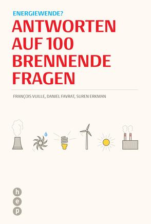 Energiewende? von Erkman,  Suren, Favrat,  Daniel, Vuille,  François