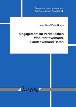 Engagement im Paritätischen Wohlfahrtsverband, Landesverband Berlin von Stapf-Finé,  Heinz