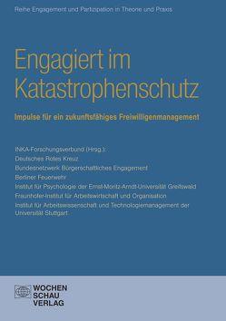 Engagiert im Katastrophenschutz von INKA-Forschungsverbund