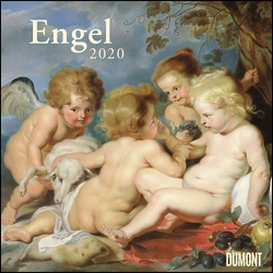 Engel 2020 – Broschürenkalender – Wandkalender – Format 30 x 30 cm von DUMONT Kalenderverlag