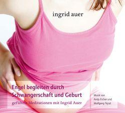 Engel begleiten durch Schwangerschaft und Geburt von Auer,  Ingrid, Eicher,  Andi, Tejral,  Wolfgang
