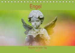 Engel – Begleiter für jeden Tag (Tischkalender 2018 DIN A5 quer) von Verena Scholze,  Fotodesign