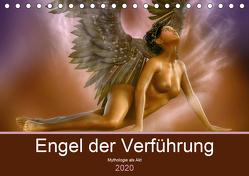 Engel der Verführung – Mythologie als Akt (Tischkalender 2020 DIN A5 quer) von Le,  Anna