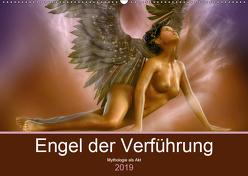 Engel der Verführung – Mythologie als Akt (Wandkalender 2019 DIN A2 quer) von Le,  Anna