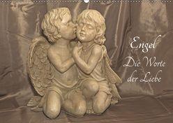 Engel – Die Worte der Liebe (Wandkalender 2019 DIN A2 quer) von Potratz,  Andrea