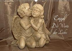 Engel – Die Worte der Liebe (Wandkalender 2019 DIN A3 quer) von Potratz,  Andrea