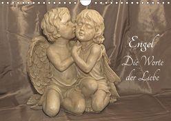 Engel – Die Worte der Liebe (Wandkalender 2019 DIN A4 quer) von Potratz,  Andrea
