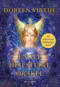 Engel-Heilsteine-Orakel von Michael-George,  Marius, Virtue,  Doreen