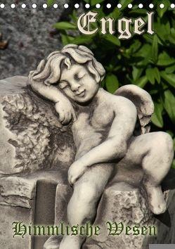Engel – Himmlische Wesen (Tischkalender 2018 DIN A5 hoch) von Lindert-Rottke,  Antje