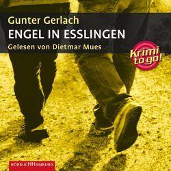 Engel in Esslingen von Gerlach,  Gunter, Mues,  Dietmar