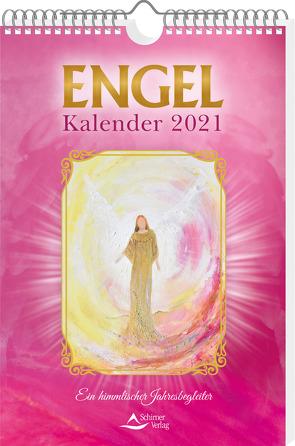 Engel-Kalender 2021 von Baumeister,  Renate, Feicht,  Lydia, Gach,  Eva, Harmata,  Lydia, Hartl,  Edith, Seitz,  Nicole, Tracy Bode,  Kim
