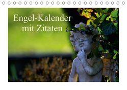 Engel-Kalender mit Zitaten / CH-Version (Tischkalender 2019 DIN A5 quer) von Riedel,  Tanja