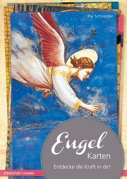 Das Buch: Engel-Karten von Schneider,  Pia