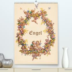 Engel (Premium, hochwertiger DIN A2 Wandkalender 2021, Kunstdruck in Hochglanz) von - Martina Berg + Antje Lindert-Rottke,  KramBam.de