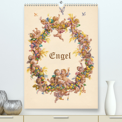 Engel (Premium, hochwertiger DIN A2 Wandkalender 2020, Kunstdruck in Hochglanz) von - Martina Berg + Antje Lindert-Rottke,  KramBam.de