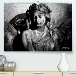 Engel-Träume (Premium, hochwertiger DIN A2 Wandkalender 2021, Kunstdruck in Hochglanz) von Ohde,  Christian