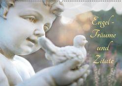 Engel – Träume und Zitate (Wandkalender 2018 DIN A2 quer) von Riedel,  Tanja