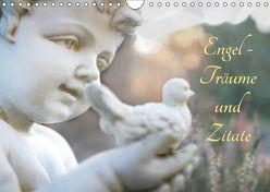 Engel – Träume und Zitate (Wandkalender 2019 DIN A4 quer) von Riedel,  Tanja