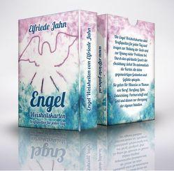 Engel – Weisheitskarten – Kraftquellen für jeden Tag von Jahn,  Elfriede