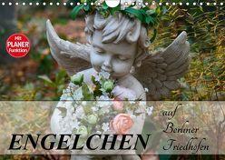 Engelchen auf Berliner Friedhöfen (Wandkalender 2018 DIN A4 quer) von Kruse,  Gisela