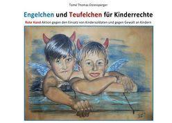 Engelchen und Teufelchen für Kinderrechte von Etzensperger,  Tomé Thomas
