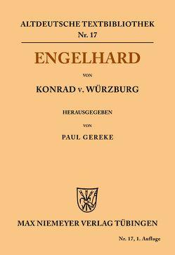 Engelhard von Gereke,  Paul, Konrad von Würzburg