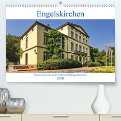 Engelskirchen (Premium, hochwertiger DIN A2 Wandkalender 2020, Kunstdruck in Hochglanz) von Thiemann / DT-Fotografie,  Detlef