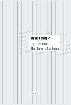 Enger Spielraum von Böhringer,  Hannes