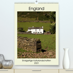 England – Einzigartige Kulturlandschaften (Premium, hochwertiger DIN A2 Wandkalender 2021, Kunstdruck in Hochglanz) von Hallweger,  Christian