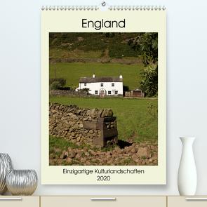 England – Einzigartige Kulturlandschaften (Premium, hochwertiger DIN A2 Wandkalender 2020, Kunstdruck in Hochglanz) von Hallweger,  Christian