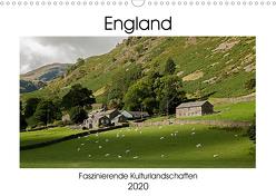 England – Faszinierende Kulturlandschaften (Wandkalender 2020 DIN A3 quer) von Hallweger,  Christian