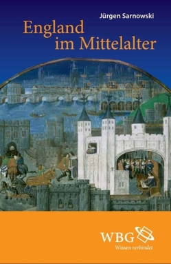 England im Mittelalter von Sarnowsky,  Jürgen