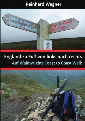England zu Fuß von links nach rechts von Wagner,  Reinhard