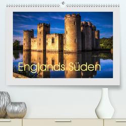 Englands Süden (Premium, hochwertiger DIN A2 Wandkalender 2021, Kunstdruck in Hochglanz) von Di Domenico,  Giuseppe