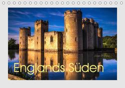 Englands Süden (Tischkalender 2021 DIN A5 quer) von Di Domenico,  Giuseppe