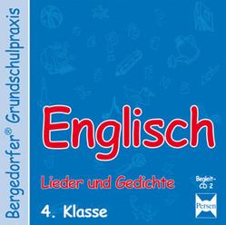 Englisch – 4. Klasse – CD von Lassert,  Ursula