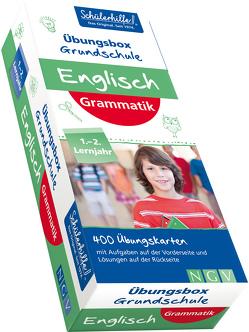 Englisch Grammatik Übungsbox Grundschule, 1. und 2. Lernjahr von Scheller,  Anne