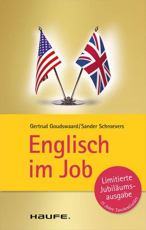 Englisch im Job von Goudswaard,  Gertrud, Schroevers,  Sander