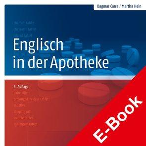 Englisch in der Apotheke von Carra,  Dagmar, Hein,  Martha