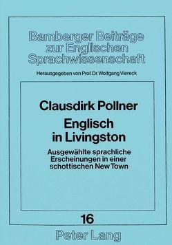 Englisch in Livingston von Viereck,  Wolfgang
